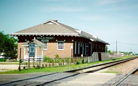 [Wills Point Train Station]